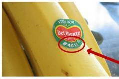 Вот зачем эти наклейки на фруктах!